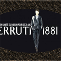 Maßanzug von Cerruti 1881
