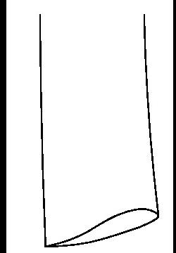 0613 - Ohne Schlitz und Knopflöcher