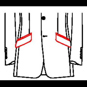 02A1 - Schräge Taschen