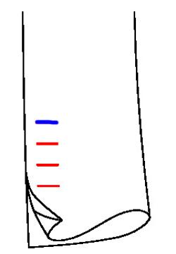 0921 - Erstes Knpfloch farbig