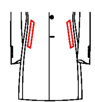 62S1 - Seitliche Eingriffstaschen