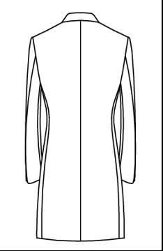 54N0 - Ohne Rückenschlitz