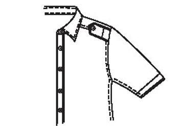 5172 -Schulterklappen