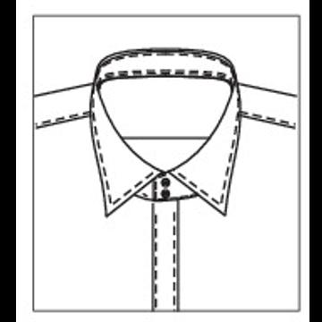 5275 - Kargenband mit 2 Knöpfen