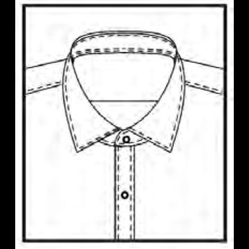 5AL4 - Kragen 6,4cm ( Standard )
