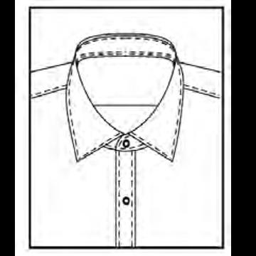 5AL - Kragen 7,6cm