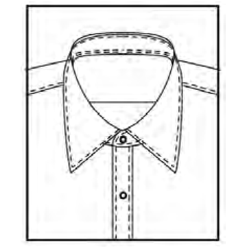 5AL6 - Kragen 8,2 cm