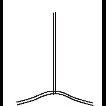 5120 - Normal gerundeter Saum